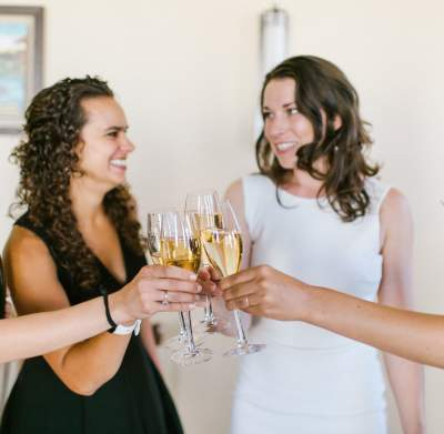 Cheers - Wedding Toast