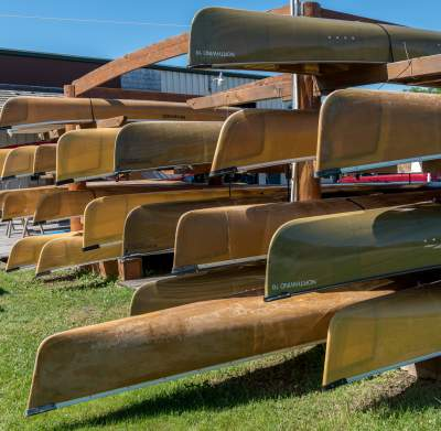 Spirit of the Wilderness Outfitter - Canoes