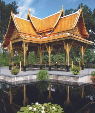 How to Draw_Thai Pavilion