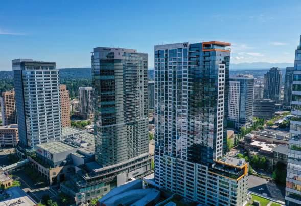 Westin Bellevue and W Bellevue