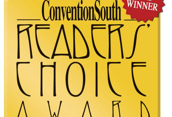 ConventionSouth Readers Choice Award