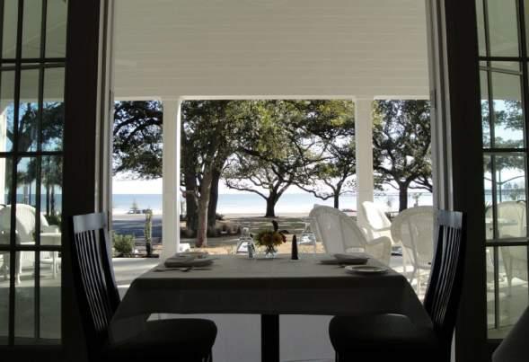 Chimneys Restaurant - Seaside Dining