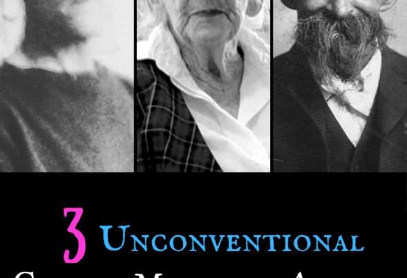 Three Unconventional Artists