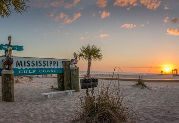 Welcome to the Mississippi Gulf Coast