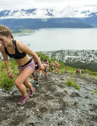 Mount Marathon Race