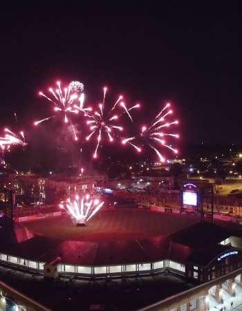 Fun Fourth Fireworks