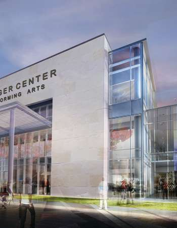 Tanger Center for Performing Arts