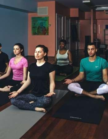 Greensboro Downtown Yoga