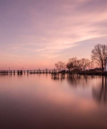 Havre de Grace Long exposure sunset