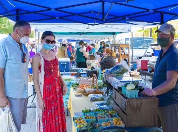 Downtown Lafayette Farmers Market
