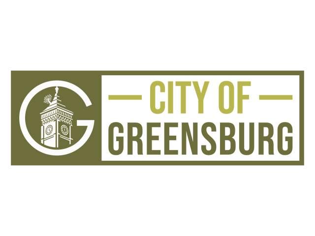 City of Greensburg - Wide logo