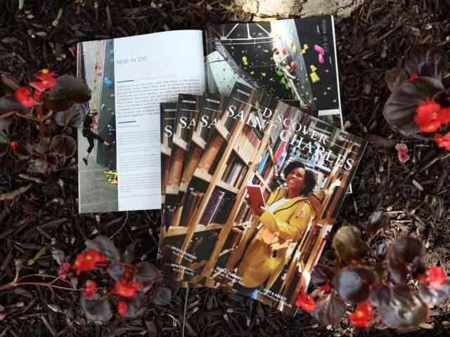 2021 Discover Saint Charles Magazine