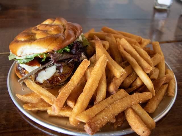 Wentzville Tattooed Dog Burger