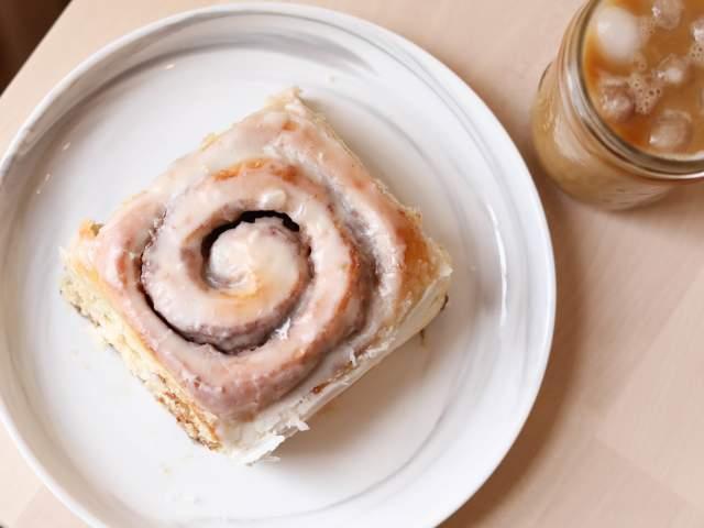Sweetie Pie's Cinnamon Roll
