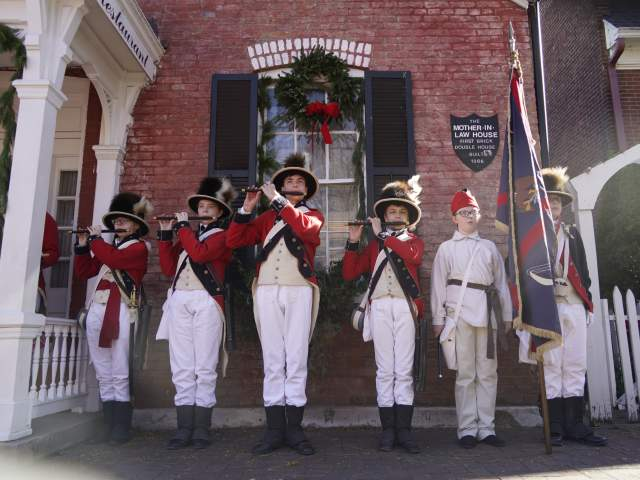 Fife & Drum Corps at CT