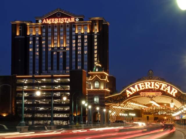 Ameristar Resort & Casino in St Charles