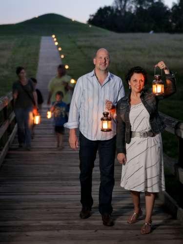 Lantern Light Tour