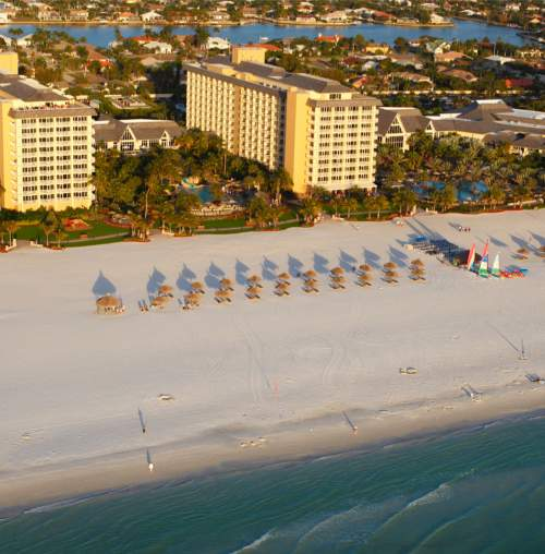 Relax at the Marco Island Marriott Resort