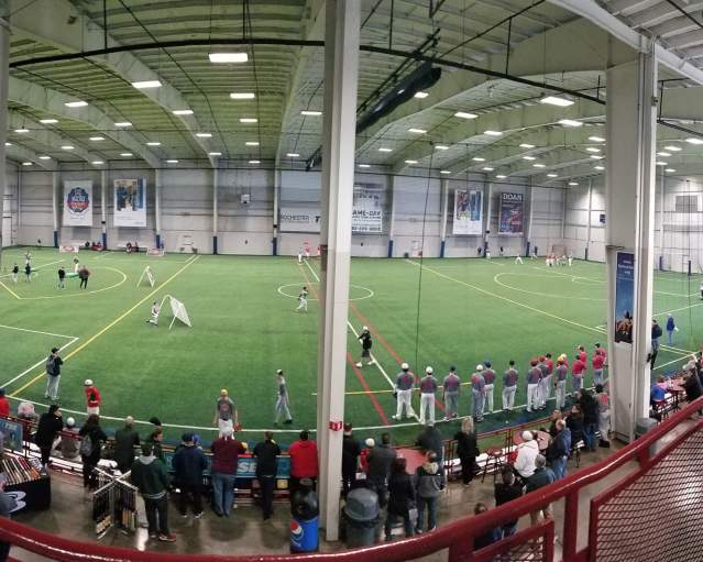 Total Sports Experience Indoor Fields