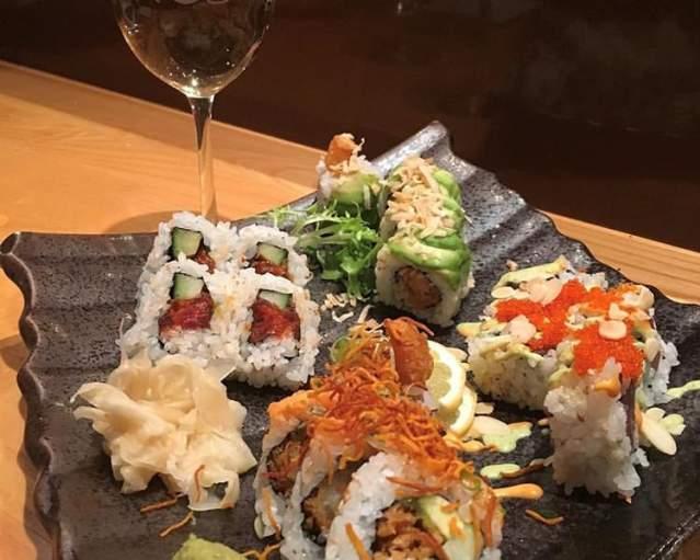 Sushi @ Next Door