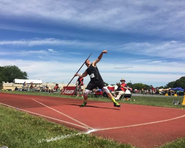 UASTF Youth Championship Javelin
