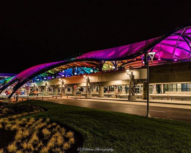 Frederick Douglass Greater Rochester International Airport