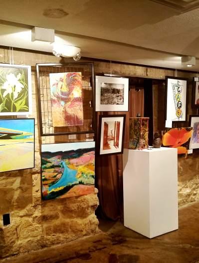 Art Exhibit at MPAC Gallery 2018