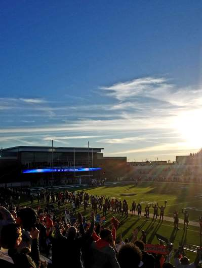 McKinney ISD Stadium-NCAA Div II Championship 2018