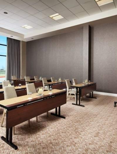 Meeting room set-up