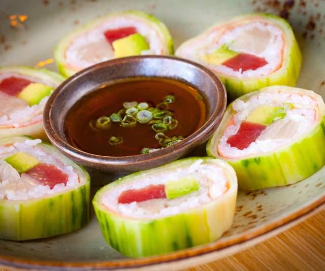 Mikuni Sushi Aerojet Roll