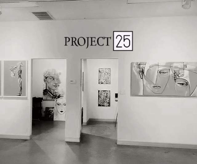 Project 25 Art Gallery