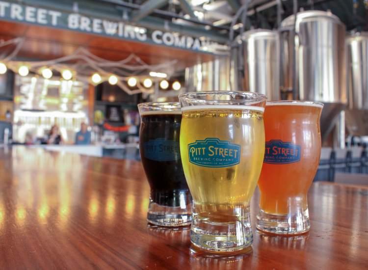 Breweries - Pitt Street