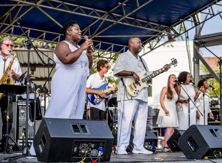 Greenville Grooves 2018