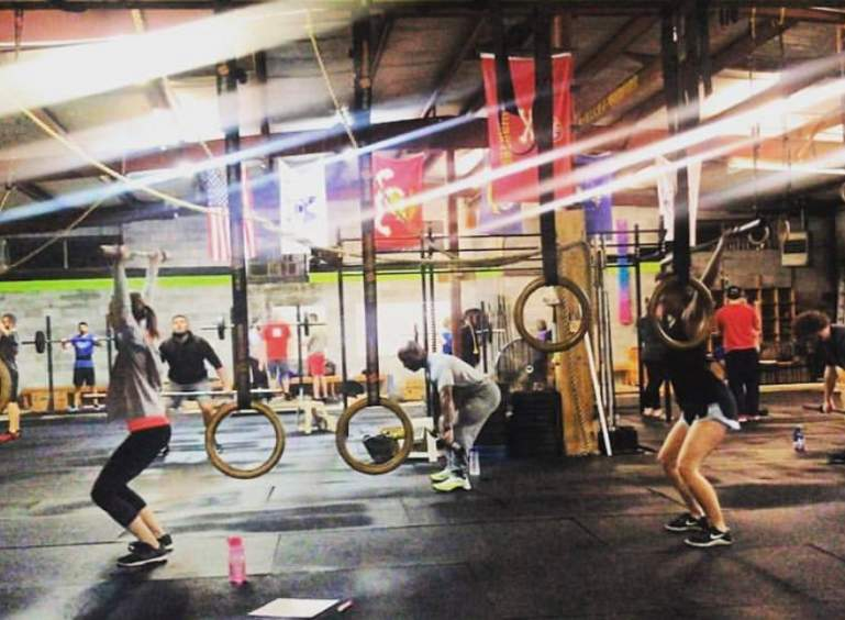 Crossfit Greenville