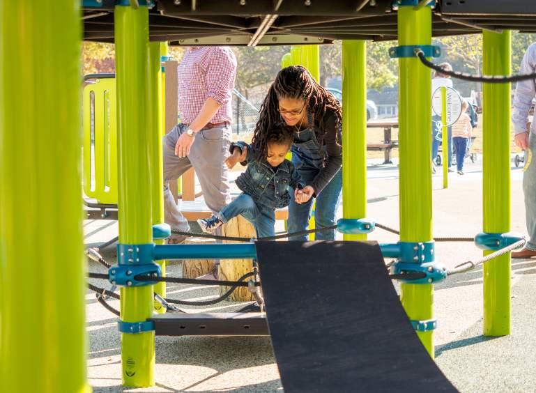 Trillium Playground - Town Common