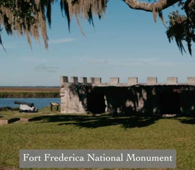 Golden Isles - Fort Federica