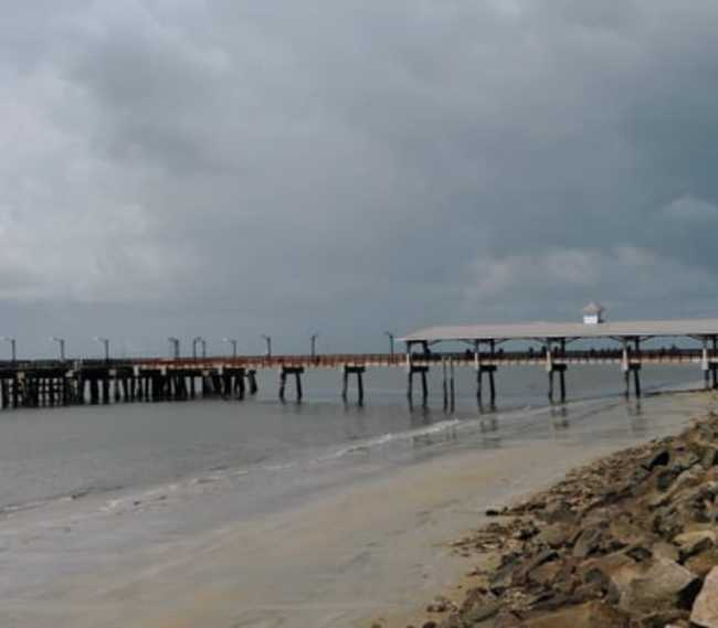 Golden Isles - The Pier