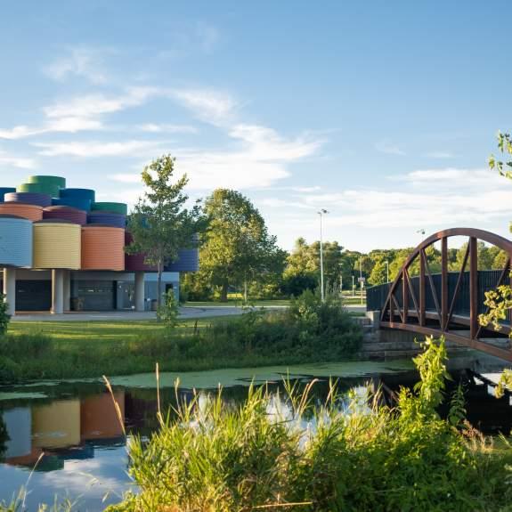 Warner Park Community Recreation Center