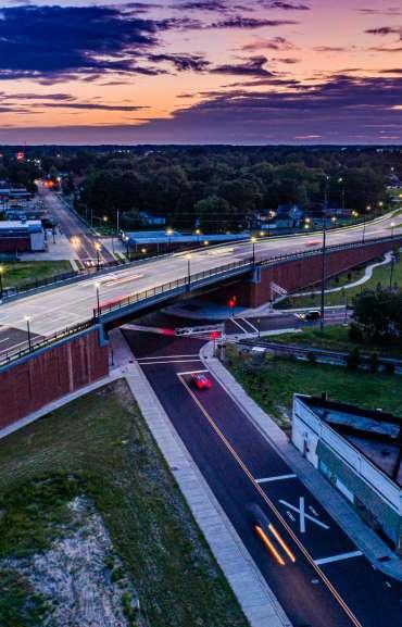 Andrew Best Bridge