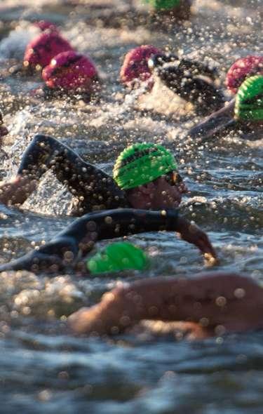 Madison Summer Swimming Race