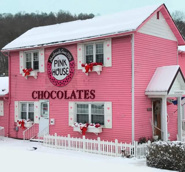 Pink House Chocolates