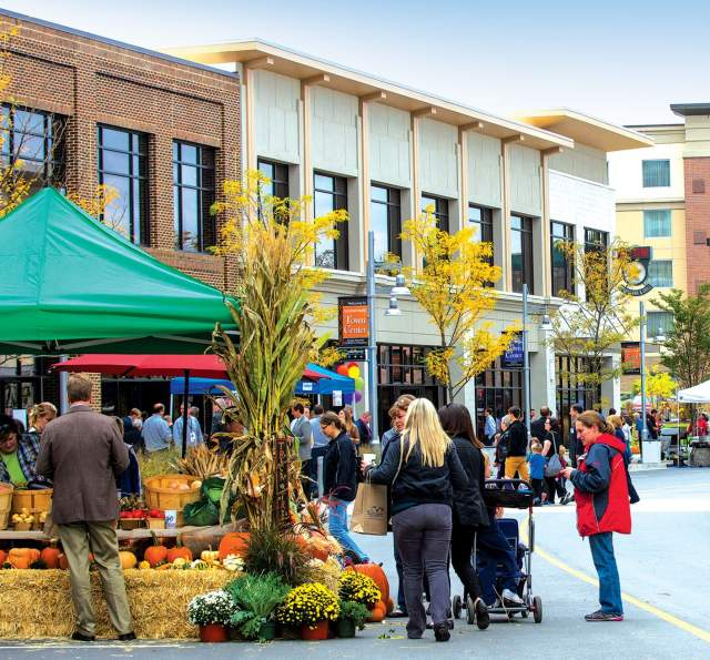 Southpointe Town Center Fall Festival