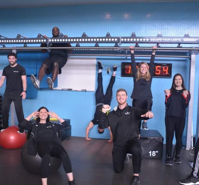 Spas & Fitness Centers