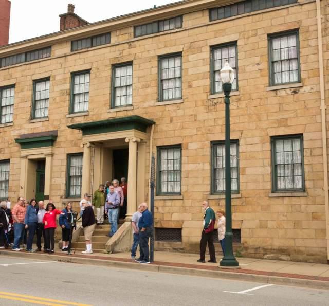 Washington County Historical Society_LeMoyne House