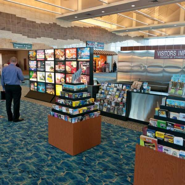 Springfield Branson National Airport Information Center