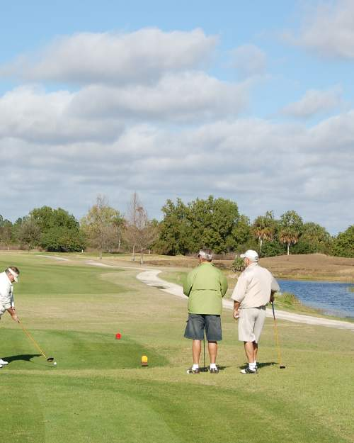 Copperhead Golf & Country Club in Lehigh Acres