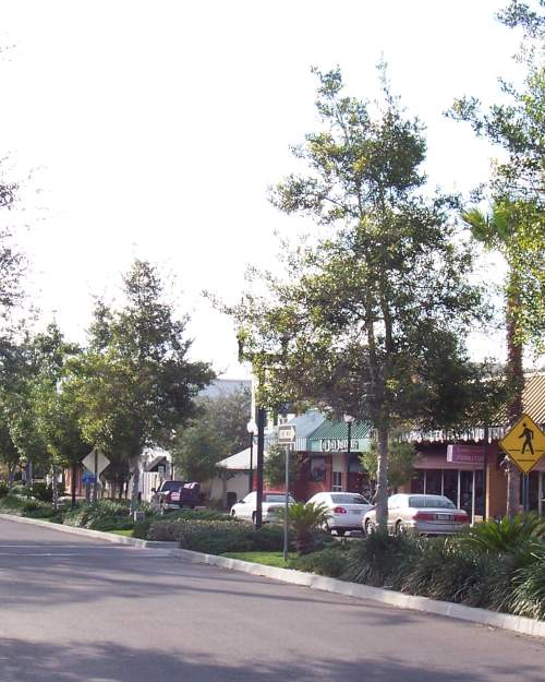Listed on the National Register of Historic Places, downtown Zephyrhills has many homes and churches dating back to the late 1800s.