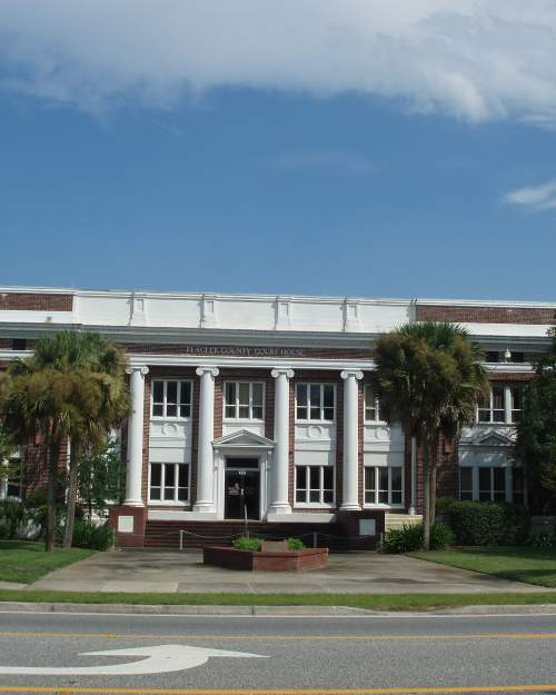 Bunnell's Historic Court House built in 1926