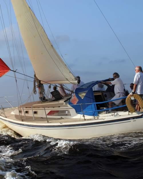 Set Sail on Charlotte Harbor