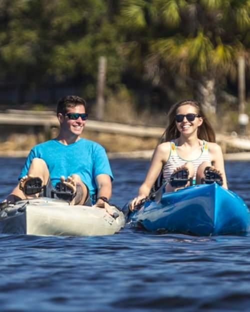Panama City kayaking
